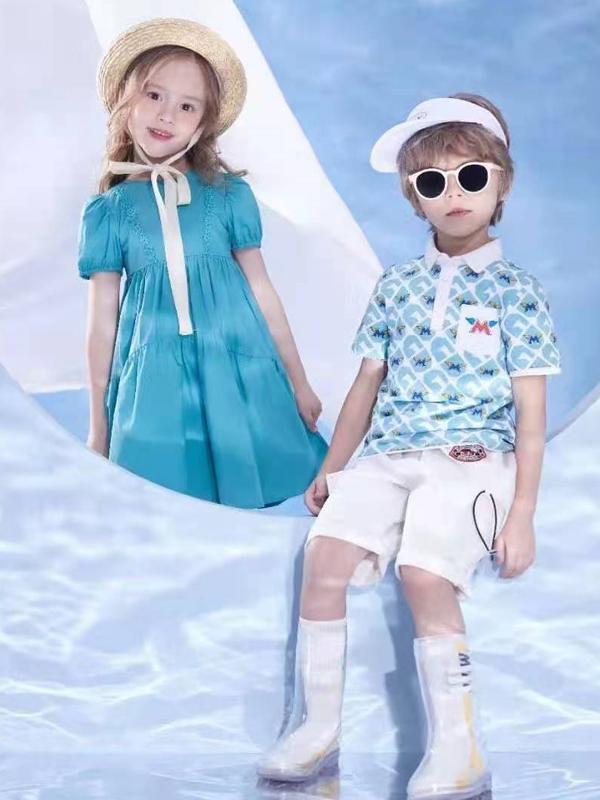 MQD马骑顿童装2021春夏新品系列