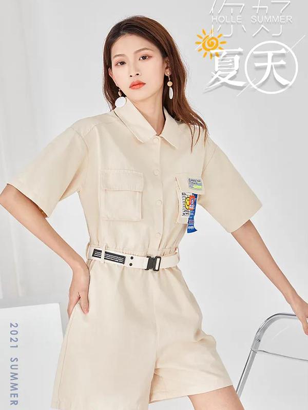 邻家女孩服饰2021春夏新品系列